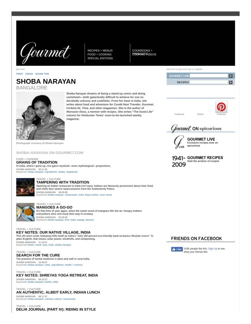 www-gourmet-com-s3-website-us-east-1-amazonaws-com-profiles-shoba_narayan-search6e5f-html-contributorName-Shoba-Narayan-page-1--queryType-parsed-1