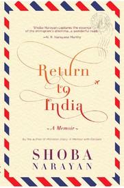 Return to India: A Memoir
