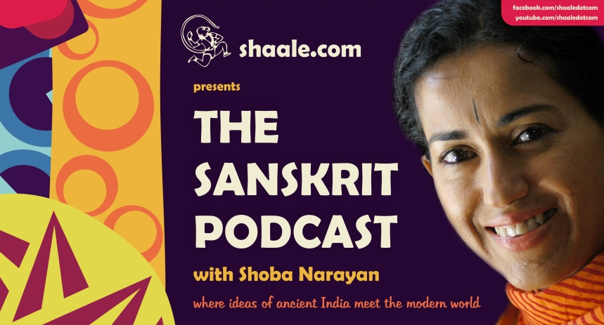 The Sanskrit Podcast - Flyer